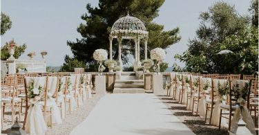 Luxury Wedding event on French Riviera Wedding Royal 0008