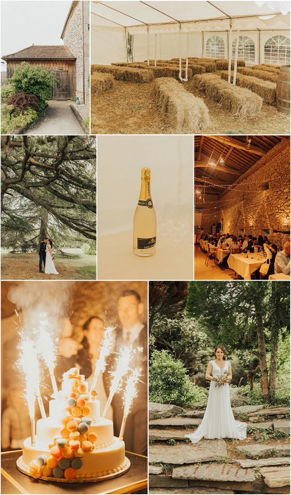Natural Style Loubens Wedding near Bordeaux Snapshot by Matthias Toth Photography