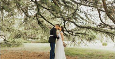 Natural Style Loubens Wedding near Bordeaux images