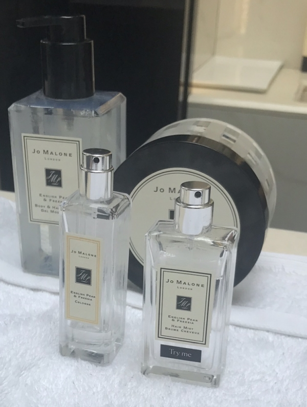 Planning a wedding in France Jo Malone