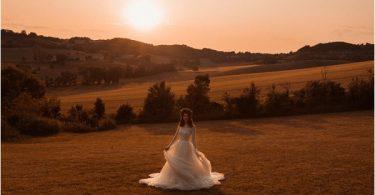 Romantic Bridal Shoot at Chateau de Brametourte