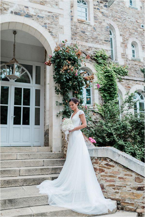 Rosa Clara Bride * Image by Thomas Raboteur