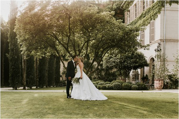 Watters Wtoo bride Avignon wedding * Images by Weddings Provence