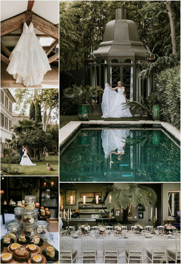 Avignon wedding snapshot French Wedding Style* Images by Weddings Provence