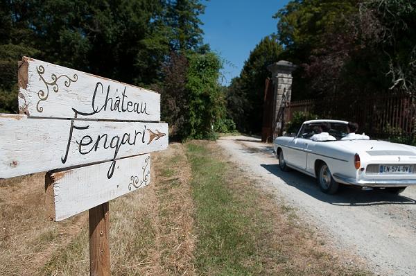 Wedding Inspiration at Chateau Fengari