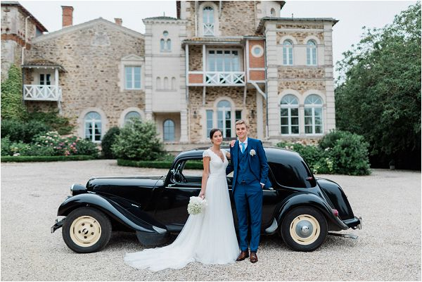 destination wedding in West of France * Image by Thomas Raboteur