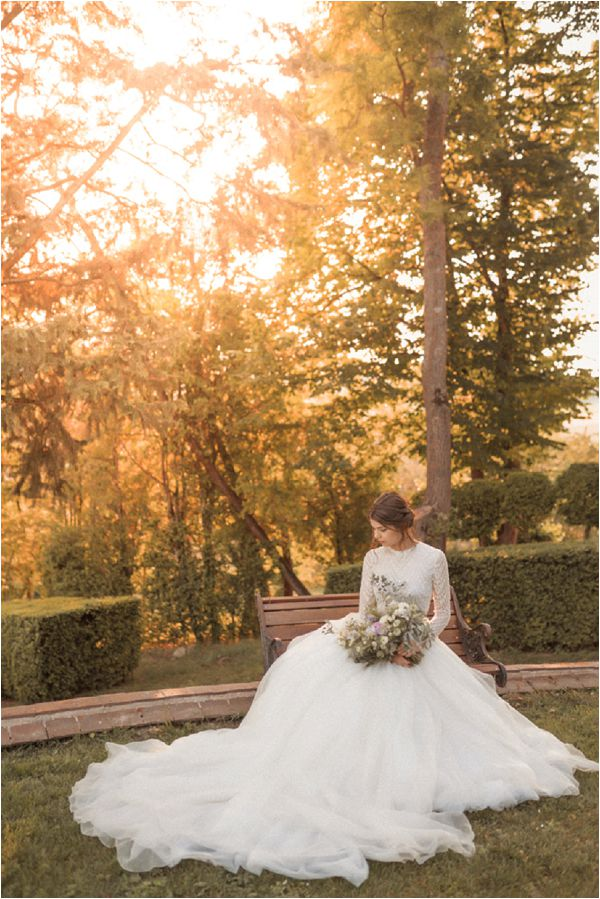 fine art wedding in South West France * Image by Pattie Fellowes