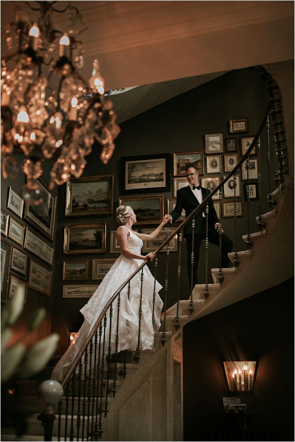 ideas for wedding staircase images * Images by Weddings Provence
