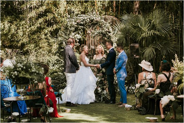 intimate Avignon wedding  * Images by Weddings Provence