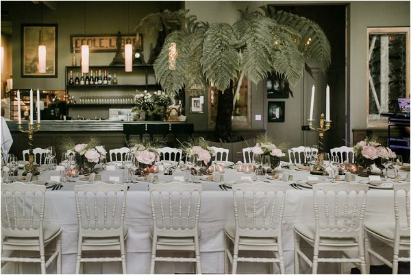 intimate wedding table ideas * Images by Weddings Provence