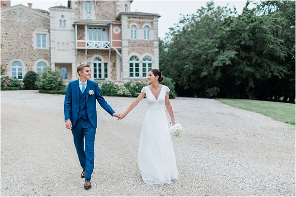 planning a chateau wedding * Image by Thomas Raboteur
