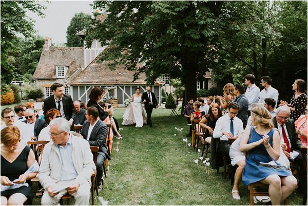 planning an outdoor wedding * Image by tub of jelly