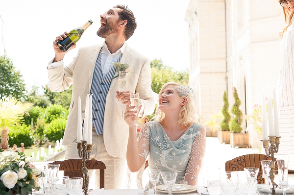unique bridal gown