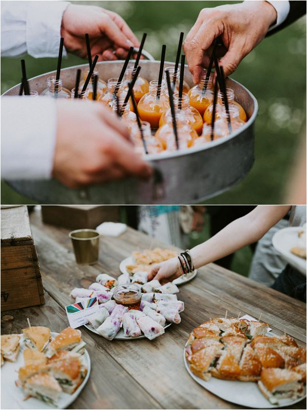 wedding catering France * Image by tub of jelly