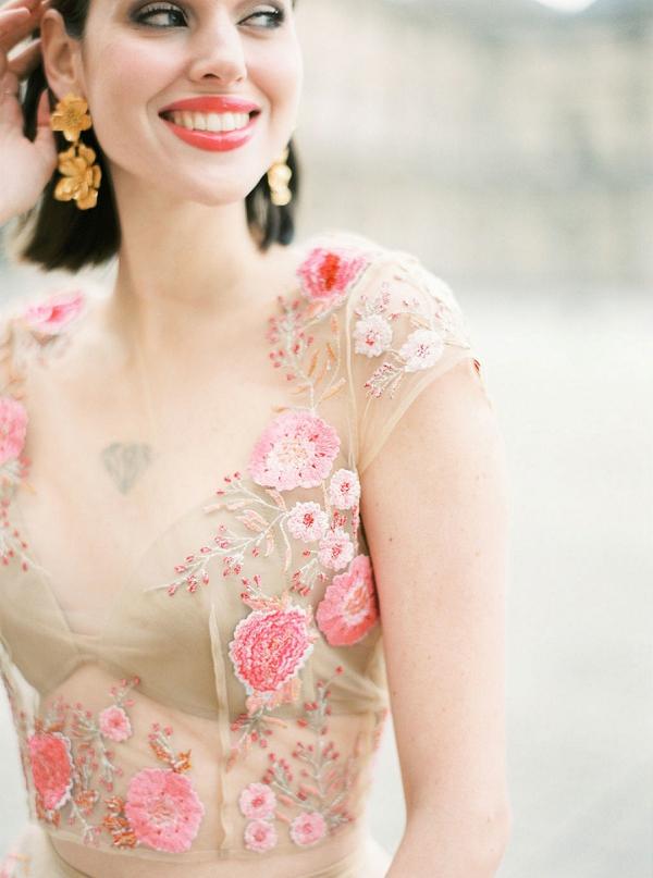 Babushka Ballerina bride