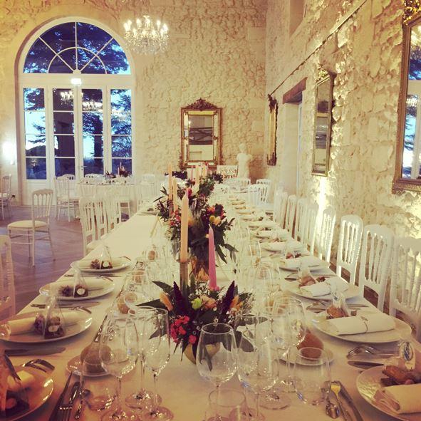 Château Gassies Aquitaine Wedding Venue