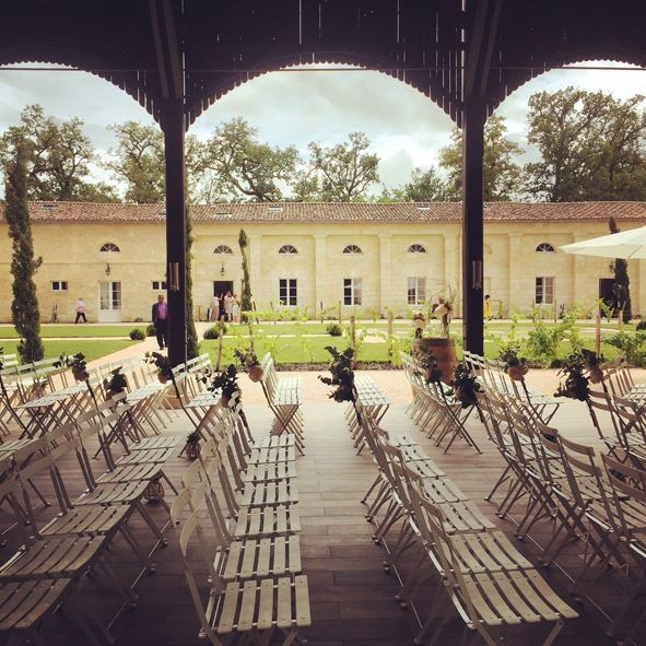 Château Gassies South West of France Wedding Venue