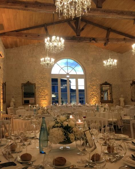 Chateau Gassies Interior