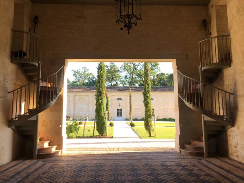 Chateau Gassies Gardens
