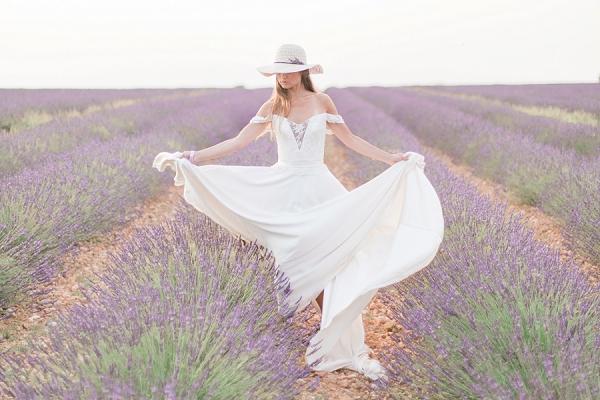 Christophe Alexandre Docquin Bride in Provence