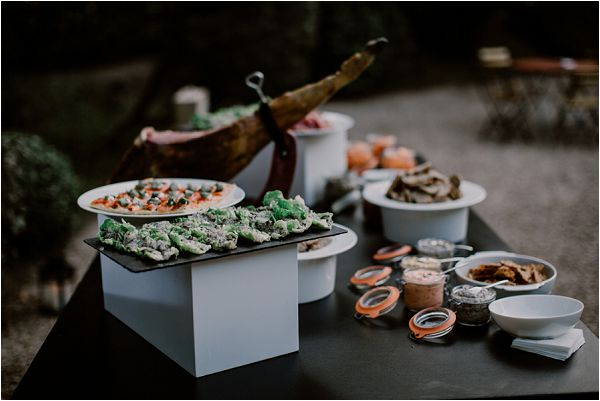French wedding catering | Image by Mélanie Mélot