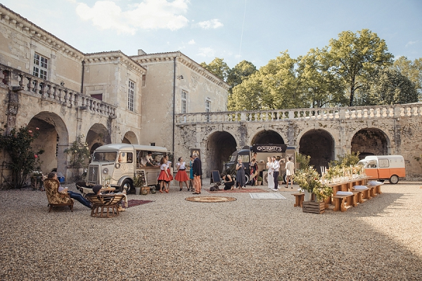 Gascony wedding france