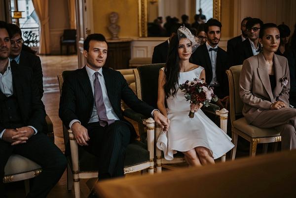Hôtel des Grands Boulevards Real Wedding
