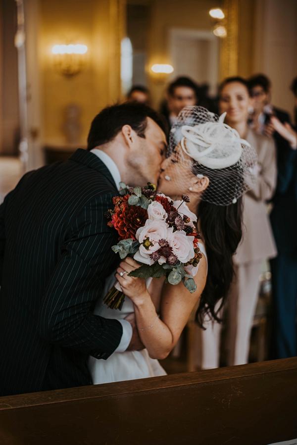 Hôtel des Grands Boulevards Wedding