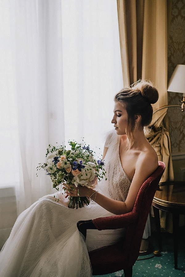 Paris wedding florist