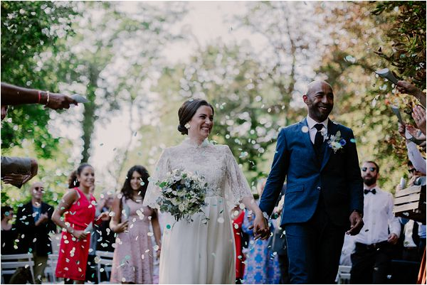 Traditional wedding in France | Image by Mélanie Mélot