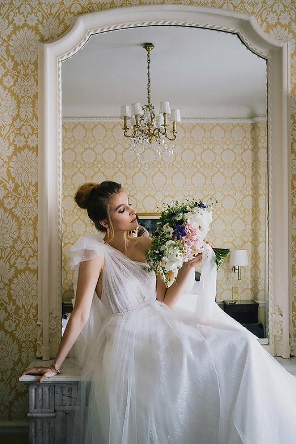 Veronika Jeanvie gown