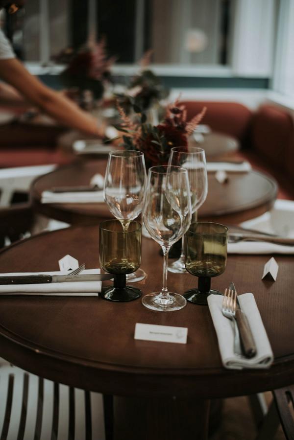 hotel paris wedding reception