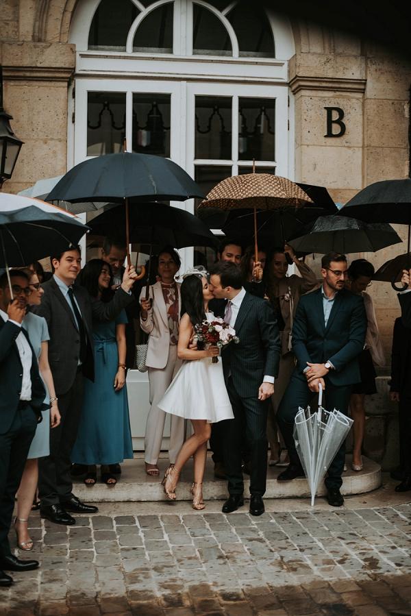 paris city hall wedding