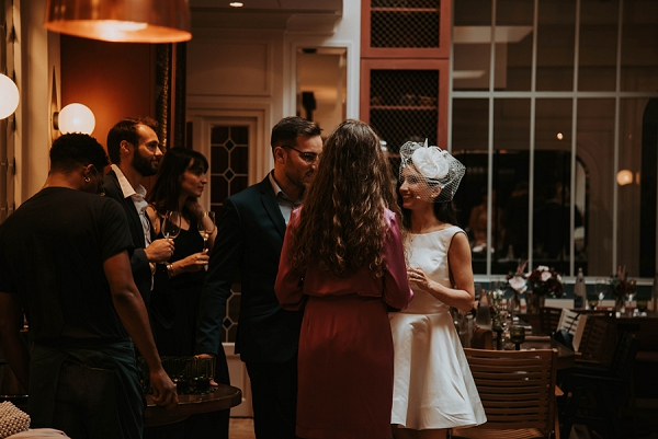 paris wedding cocktails