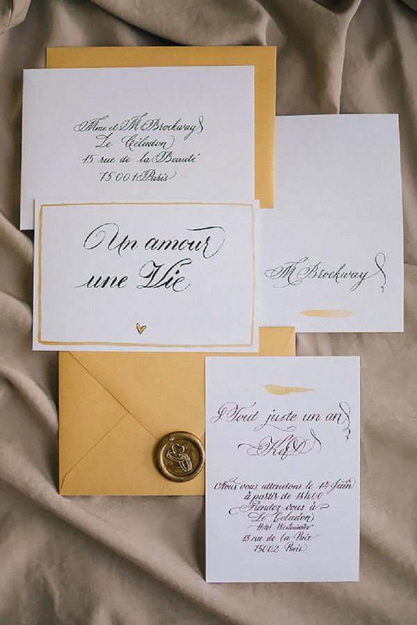 paris wedding stationer