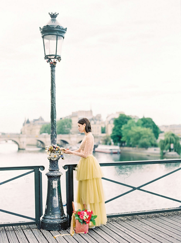 parisian photo shoot