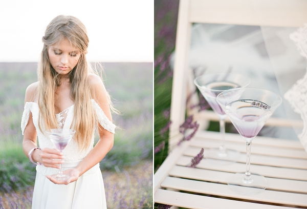 provence wedding drink
