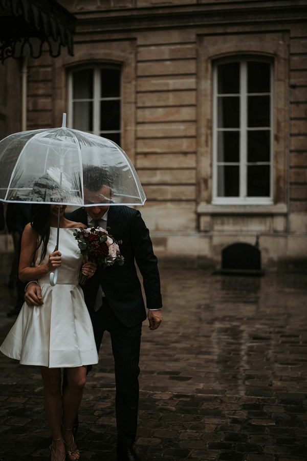 short wedding dress inspiration