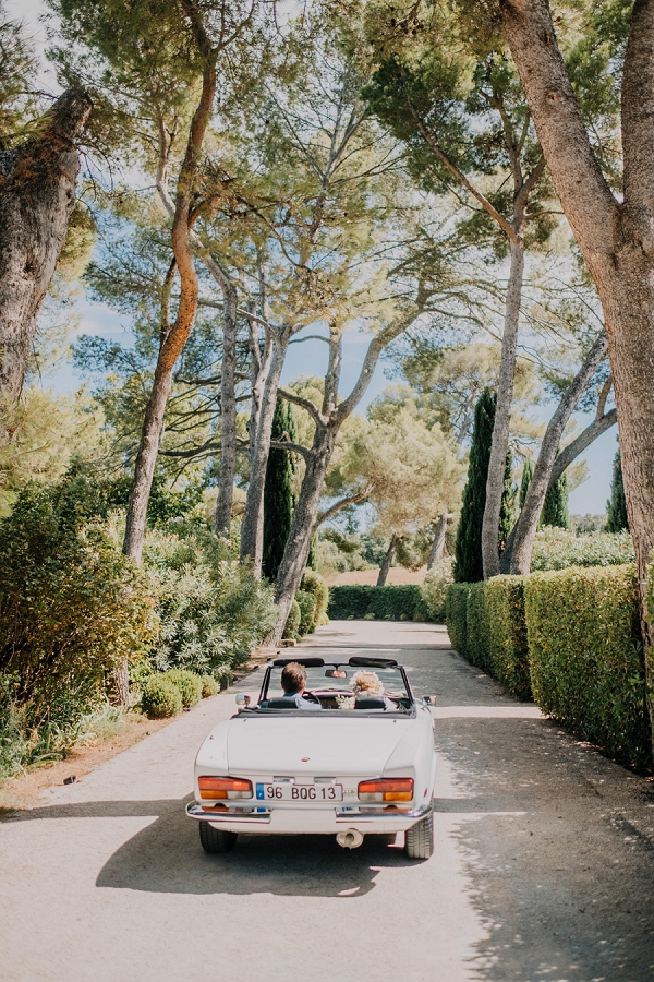 wedding car inspo