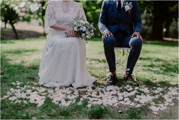 wedding confetti | Image by Mélanie Mélot