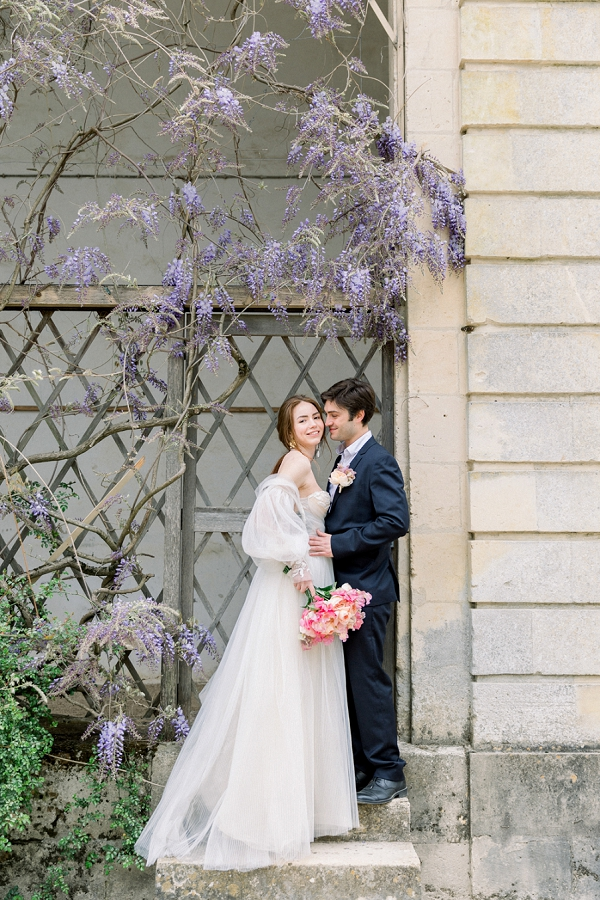 wisteria wedding photo ideas
