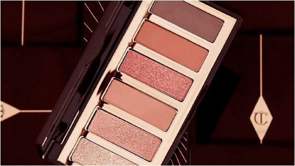 Charlotte Tilbury Darling Palette on French Wedding Style