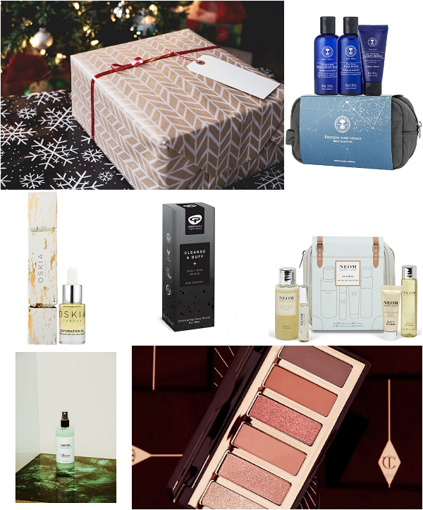 Christmas Beauty Gift Ideas for couples on French Wedding Style