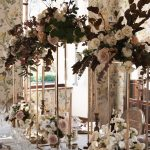 Chateau Siradan Wedding Table Setting
