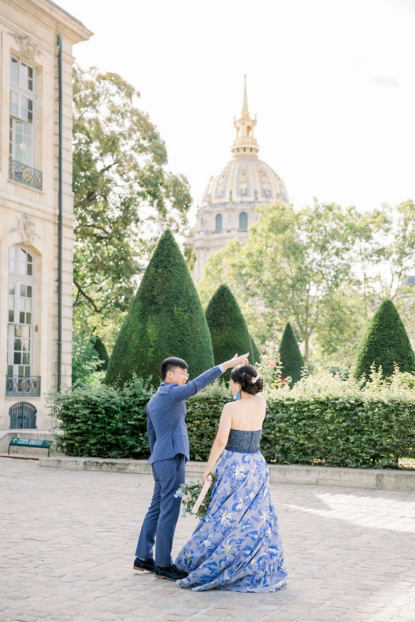 Elopement in Rodin Museum