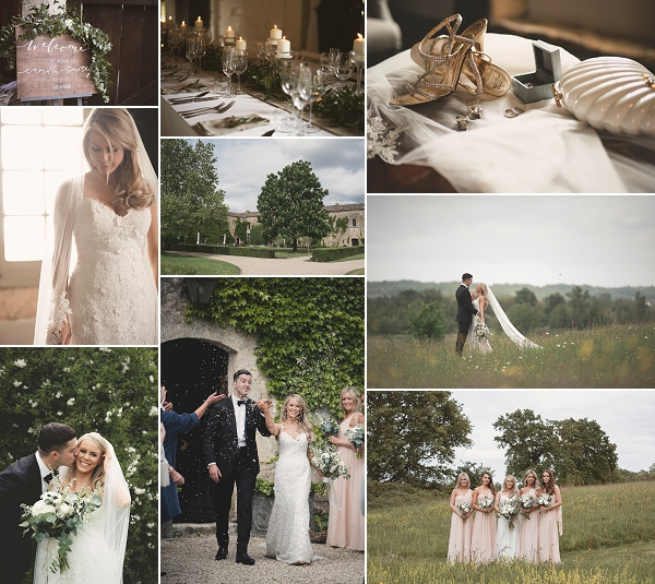 Holiday style wedding at Chateau Rigaud Snapshot