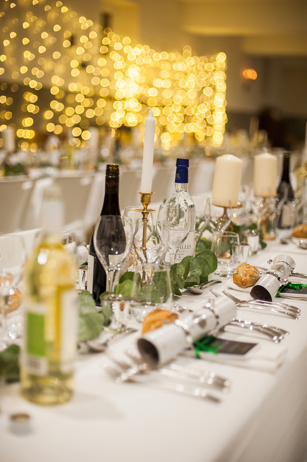 New Years Eve Wedding decor