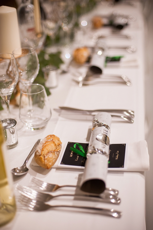 New Years Eve Wedding tables