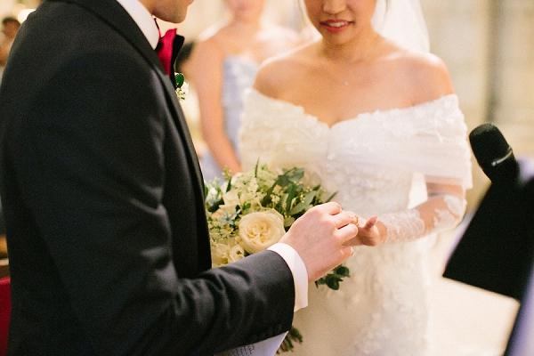 Nhoo Matthews bride