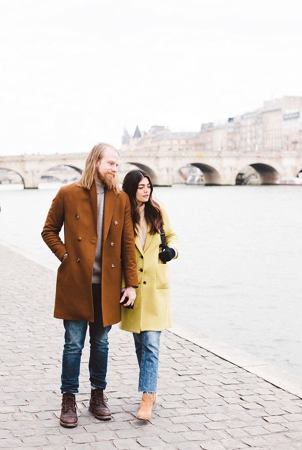Outdoor Paris Anniversary Shoot